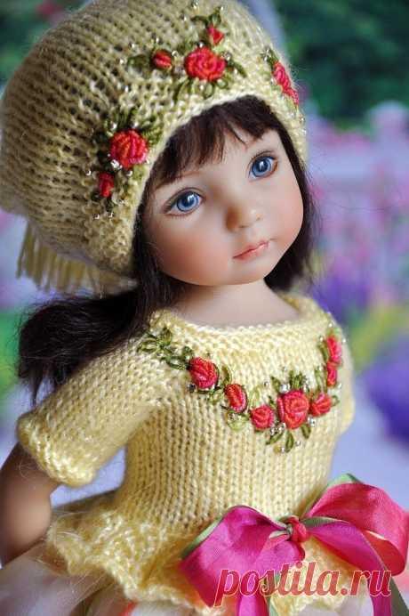 Куклы ручной работы Дианы Эффнер