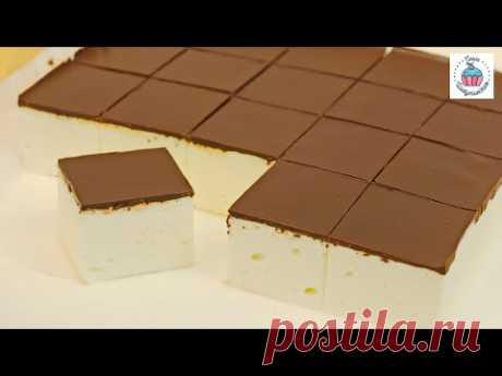 ПТИЧЬЕ МОЛОКО Нежнейший десерт без выпечки!