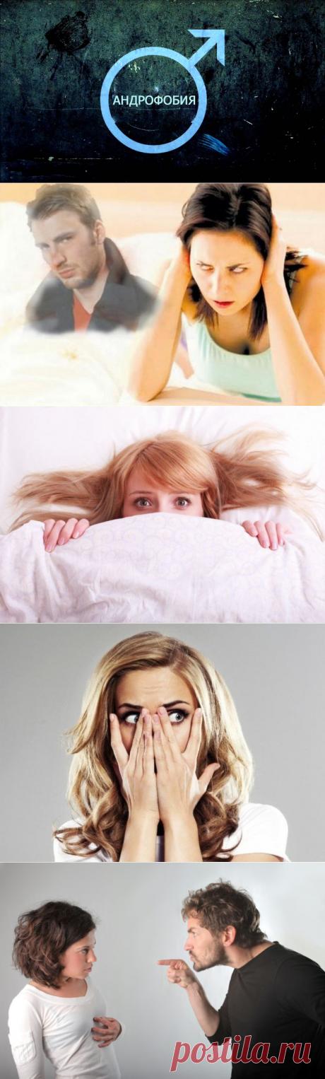 Андрофобия: описание и причины возникновения, симптоматика и лечение боязни отношений у женщин и мужчин