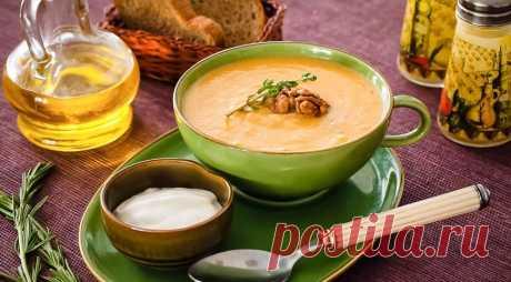 Чечевичный суп. Вкусный суп из чечевицы