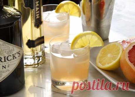 Вкусные коктейли на основе джина - Prime Drink алкогольные напитки