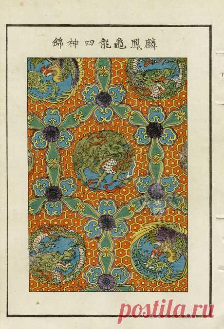 Коллекция картинок: Китайские орнаменты