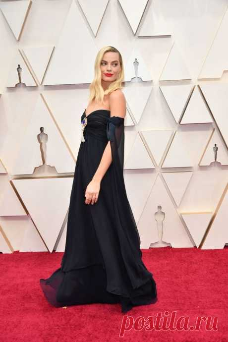 Марго Робби на «Оскар-2020» | VestiNewsRF.Ru