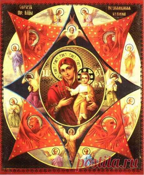 Узнай свою икону-заступницу по дате рождения! Её покровительство защитит от невзгод!