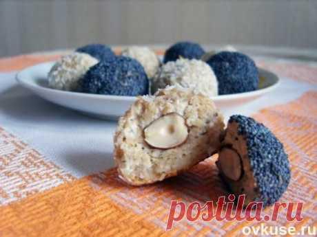 Творожно-банановое печенье - Простые рецепты Овкусе.ру