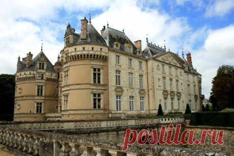 Замок Ле Люд (Chateau de Le Lude). Франция.