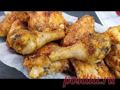 Секрет самой вкусной курицы. Теперь вы не потеряете ни капли вкуса.