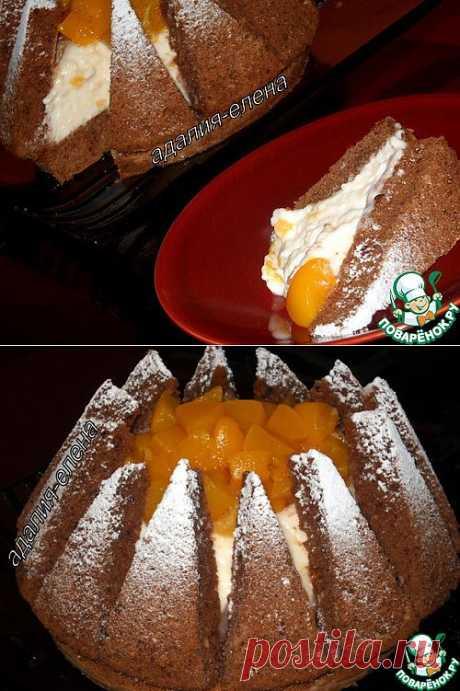 """Торт """"Килиманджаро"""" Автор: адалия"""