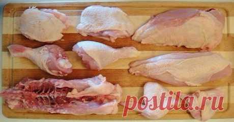 Благодаря этому трюку, я трачу на мясо вдвое меньше. Золотое правило для любителей курицы!