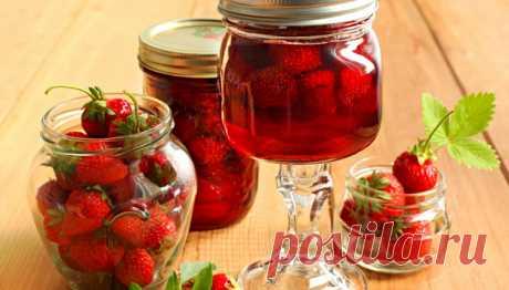 La confitura de fresa, como la mermelada: ¡se puede volver 7 recetas insólitas para los apreciadores … el Bote y de nada se derramará!