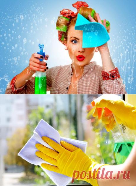 Как вымыть окна и зеркала в доме | Наши дома