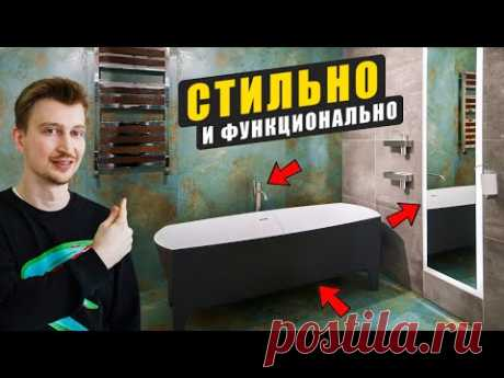 10 полезных решений для ВАННОЙ комнаты