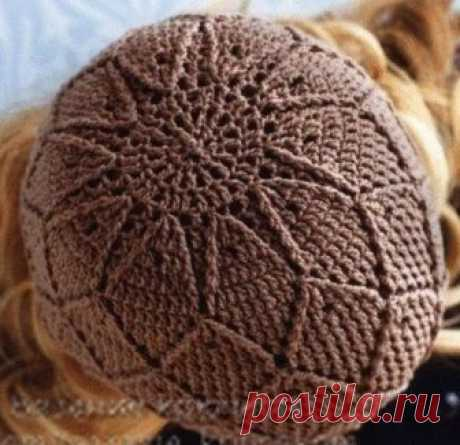 Pattern for a hat a hook