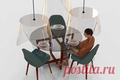 Новый формат обслуживания в ресторанах и кафе