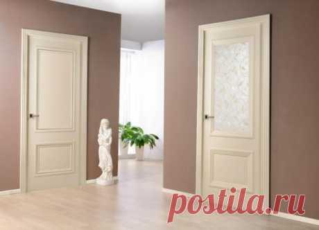 Как правильно выбирать цвет полов и дверей, чтобы они смотрелись гармонично