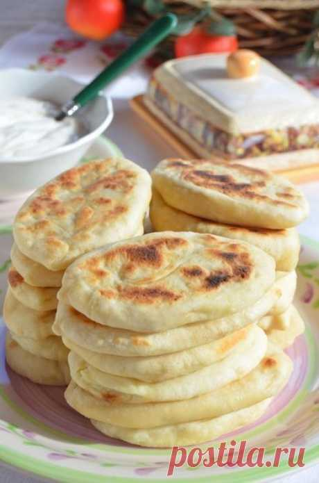 """Пирожки картофельные """"Бабушкины"""" Эти пирожки готовила моя бабушка, потом мама – это наш самый вкусный и любимый воскресный завтрак.Конечно правильнее было назвать блюдо """".."""