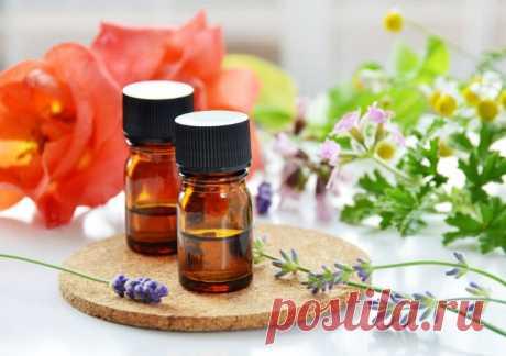 Эфирные масла для волос от выпадения и домашние маски с ними