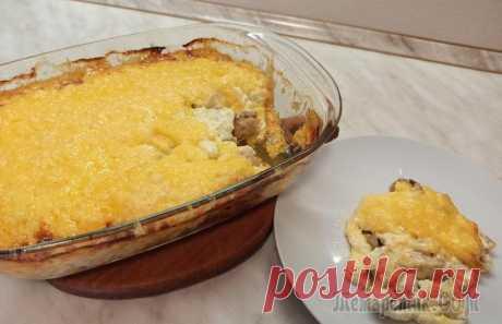 Горячая закуска жульен с курицей и грибами без заморочек! Всем привет! Сегодня готовлю очень вкусное блюдо- жульен с курицей и грибами,которое можно приготовить на ужин,а так же идеально подходит для праздничного стола. Горячая закуска с нежным, сливочным вк...