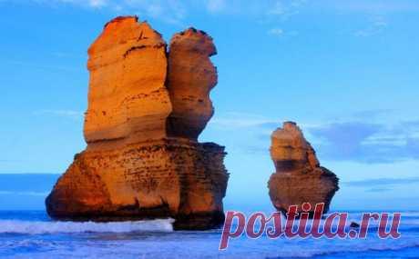 24 самые потрясающие скалы мира Геологическое разнообразие нашей планеты нескончаемо и удивительно! Глядя на эти поразительные скалы, разбросанные тут и там по всему миру, не хочется верить, что их создала случайная игра стихий. Каж...