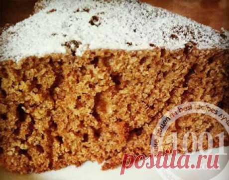 Вкусный кофейный кекс с медом в мультиварке - Кекс в мультиварке 1001 ЕДА