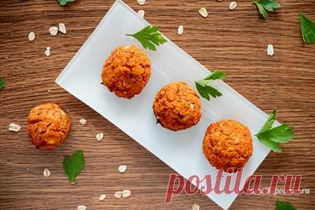 Тефтели из фасоли | Простые кулинарные рецепты с фотографиями