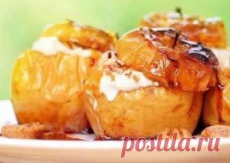 Новогодний десерт - яблоки с корицей и сливками Автор рецепта Наталия Смирнова - Cookpad