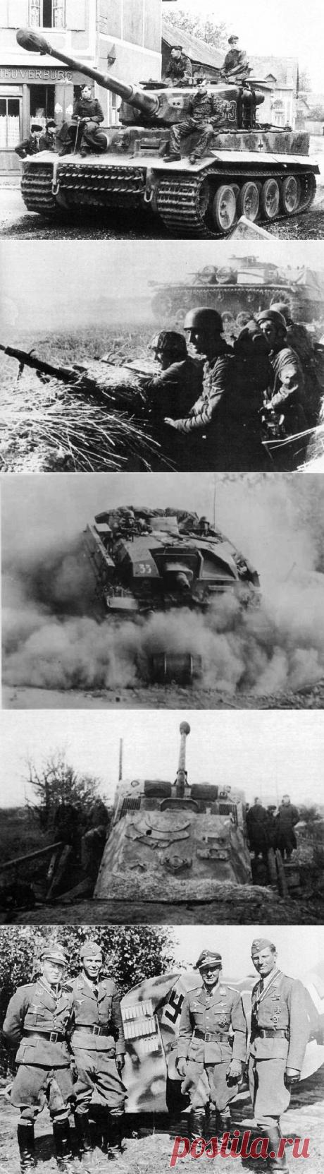 Документальные фотографии немецких военкоров, сделанные в дни Второй мировой