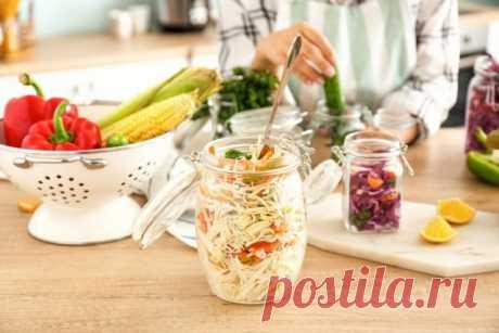 Почему надо квасить овощи и как правильно это делать? Рецепт, фото — Ботаничка.ru