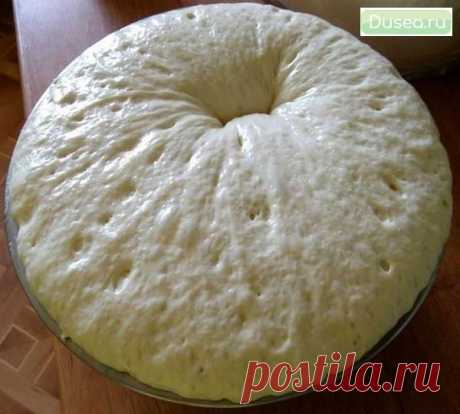 YEAST DOUGH IN 15 MINUTES — a real miracle! It turns out at all!   Dusea.ru   the First female
