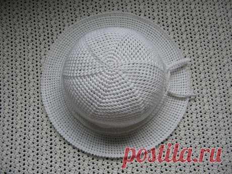 Вязание шляпок