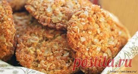 Печенье на кефире - полезный перекус!