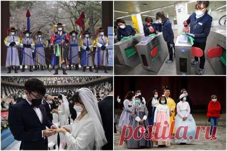 Интересные фото из Южной Кореи Представляю вашему вниманию очередную подборку интересных фотографий повседневной жизни людей разных стран, на этот раз отправимся в Южную Корею.