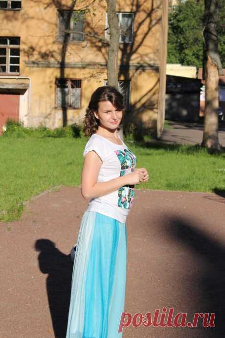 Мария Краснопевцева
