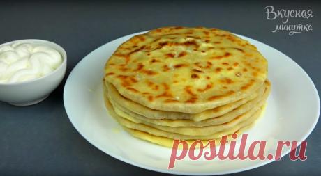 Хачапури на сковороде: давно отказалась от других рецептов, потому что вкуснее и проще не встречала | Кухня наизнанку | Яндекс Дзен