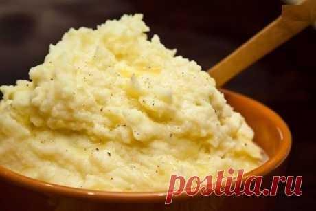 Картофельное пюре может быть очень разнообразным блюдом
