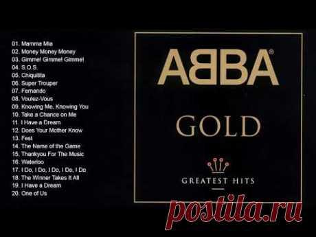 ABBA Grandes Exitos Baladas Romanticas Exitos