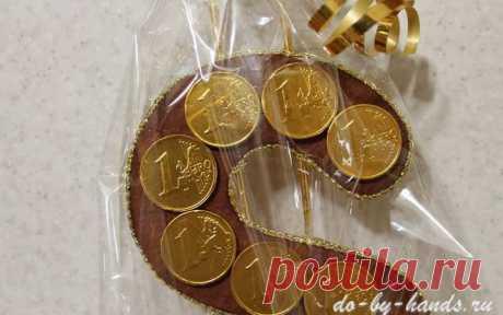 Доллар из конфет: мастер класс | Поделки из бумаги своими руками для детей и взрослых