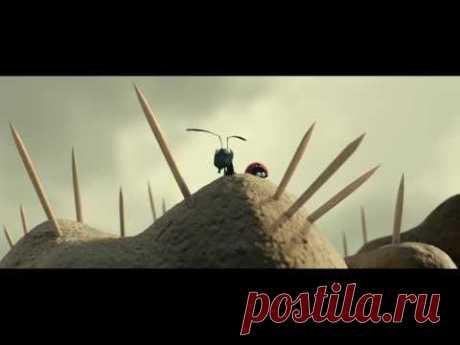 Самые маленькие. Долина потерянных муравьев часть 2 - YouTube