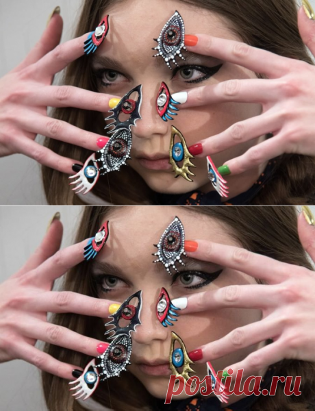 Как правильно должны выглядеть ногти осенью 🚩 Маникюр на коротких ногтях осень 🚩 Уход за ногтями