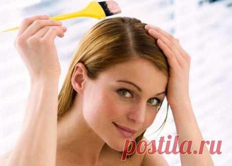 ТОП-15 Чем и как можно покрасить волосы без краски в домашних условия