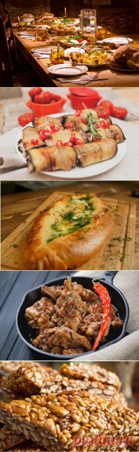 15 самых вкусных блюд грузинской кухни, которые стоит приготовить - KitchenMag.ru