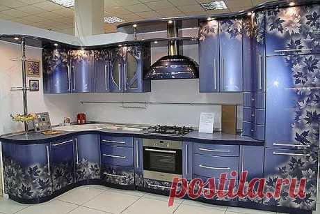 Не кухня, а шедевр