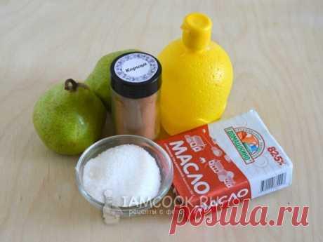 Груши в карамели — рецепт с фото пошагово. Как приготовить груши жареные в карамели?