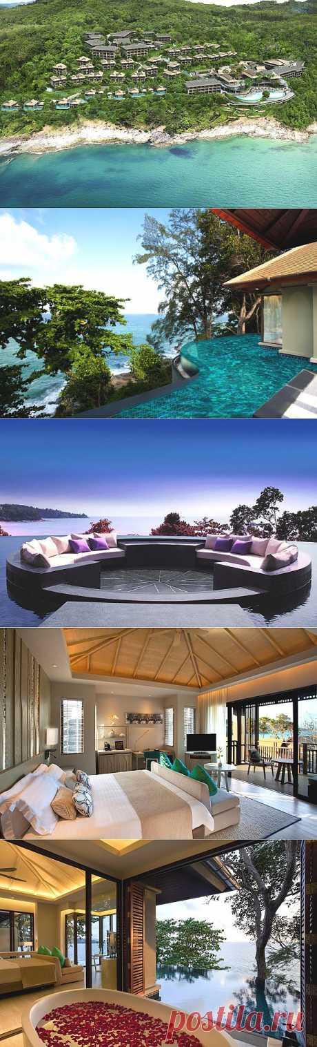 Роскошный отель Pullman Phuket Arcadia в Таиланде. - Мир отделки и ремонта