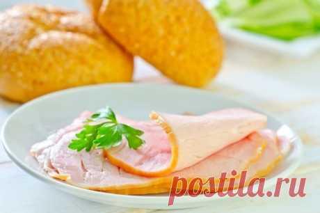 Домашние мясные деликатесы!