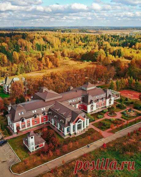 Абрамцево, Московская область