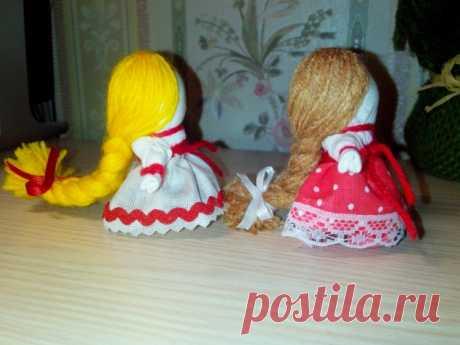 МИР ИГРУШКИ / Мир игрушки / Разнообразные игрушки ручной работы