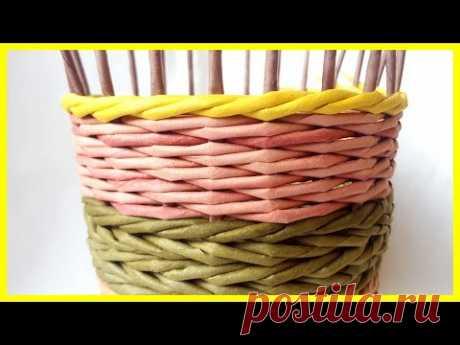 (6) Одноклассники ситцевое плетение
