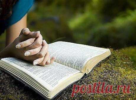 Бог говорит именно через своё слово - БИБЛИЮ, Читай её каждый день.