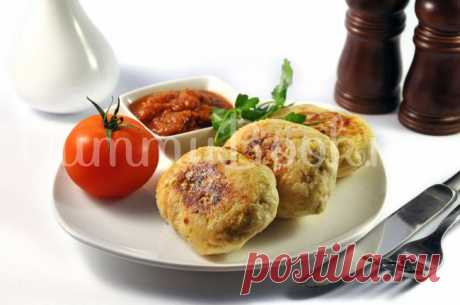 (+1) a subject - chicken zrazy with egg in the crock-pot   Favourite recipes